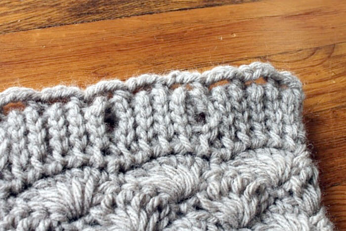 The Shell Crochet Cowl: Free Pattern - Persia Lou