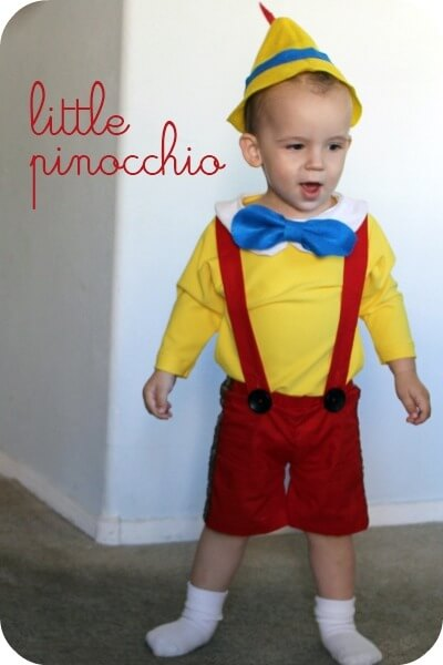 Diy Little Pinocchio Persia Lou
