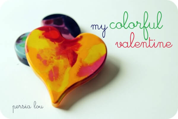 Colorful Valentines (Free Printable!)