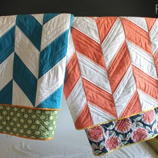 Herringbone Quilts Part Two