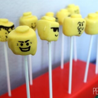 A Simple Lego Party