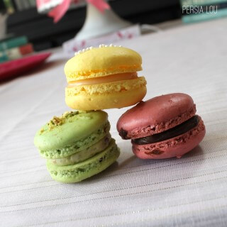 Attempting French Macarons
