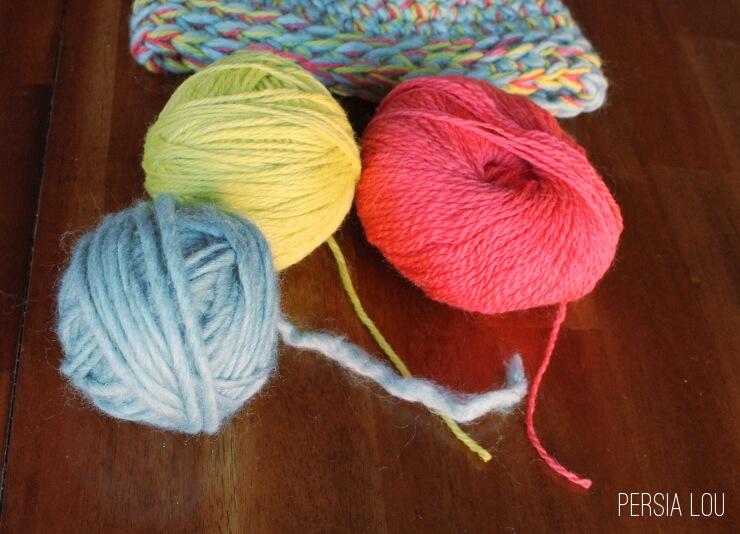 Multi-Strand Big Bow Hat: Crochet Pattern - Persia Lou
