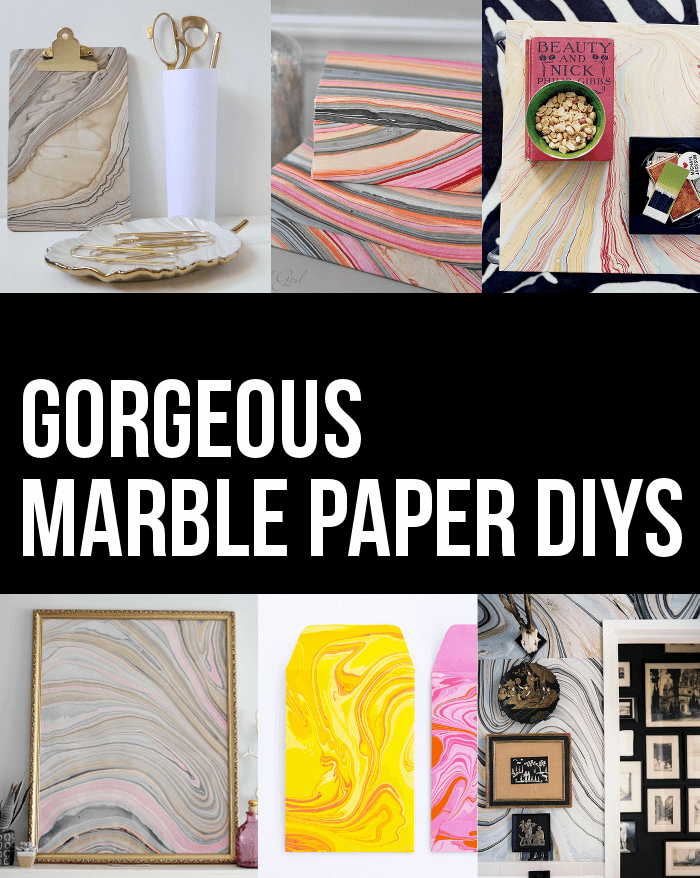 New Obsession Marbled Paper Persia Lou