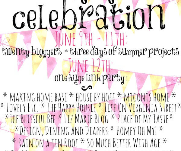 Summer Celebration Link Party