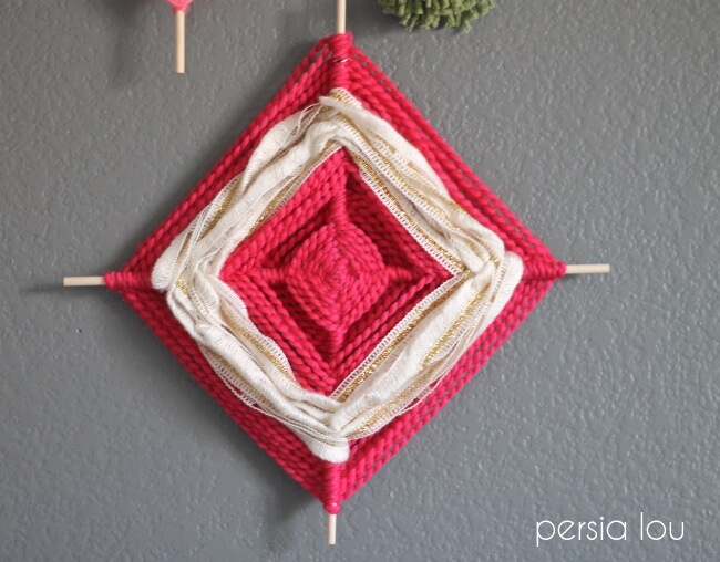 God S Eye Craft Tutorial Make Your Own Craft Wall Hanging
