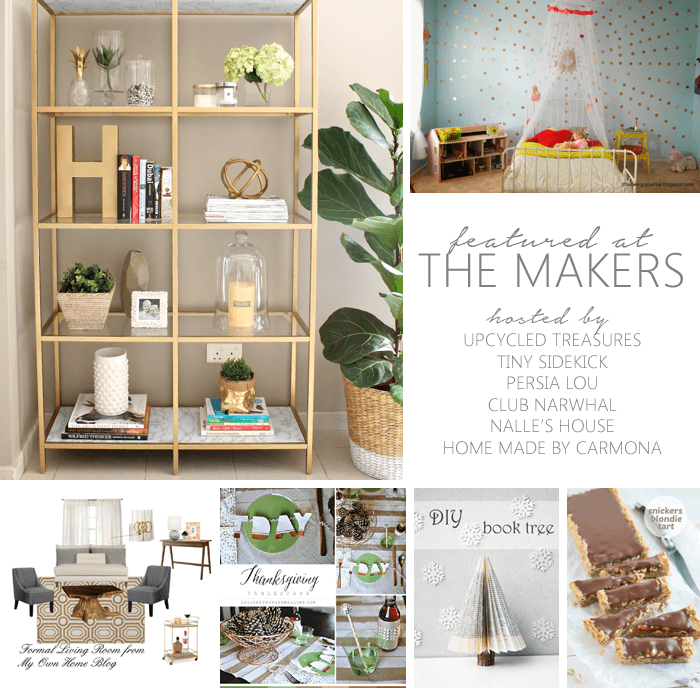 The Makers Features - no