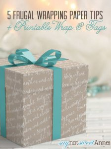 21 Free Christmas Printables - Say Not Sweet Anne