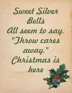 21 Free Christmas Printables - bumblebreeblog