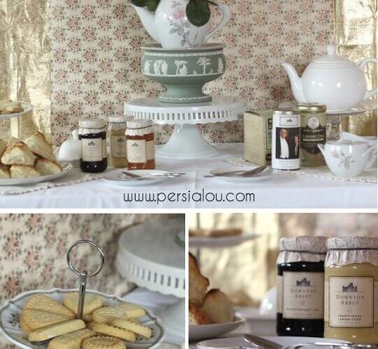 Do the Downton Tea Party Plus Giveaway!