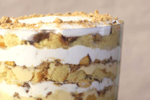 Hob Nob Trifle Recipe – Imitation Game Movie Night