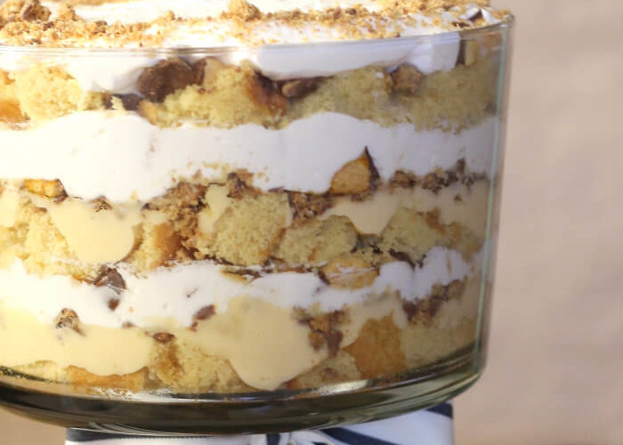 Hob Nob Trifle Recipe – Imitation Game Movie Night