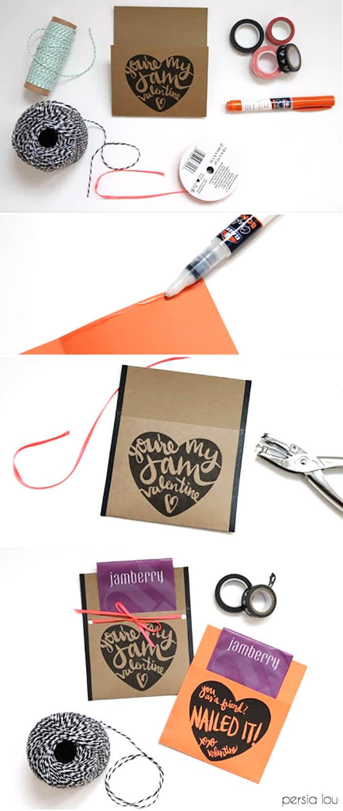 jamberry valentines - free printables