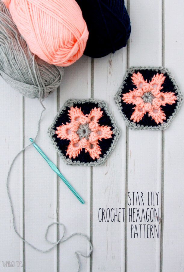 Star-Lily-Crochet-Hexagon-611x900