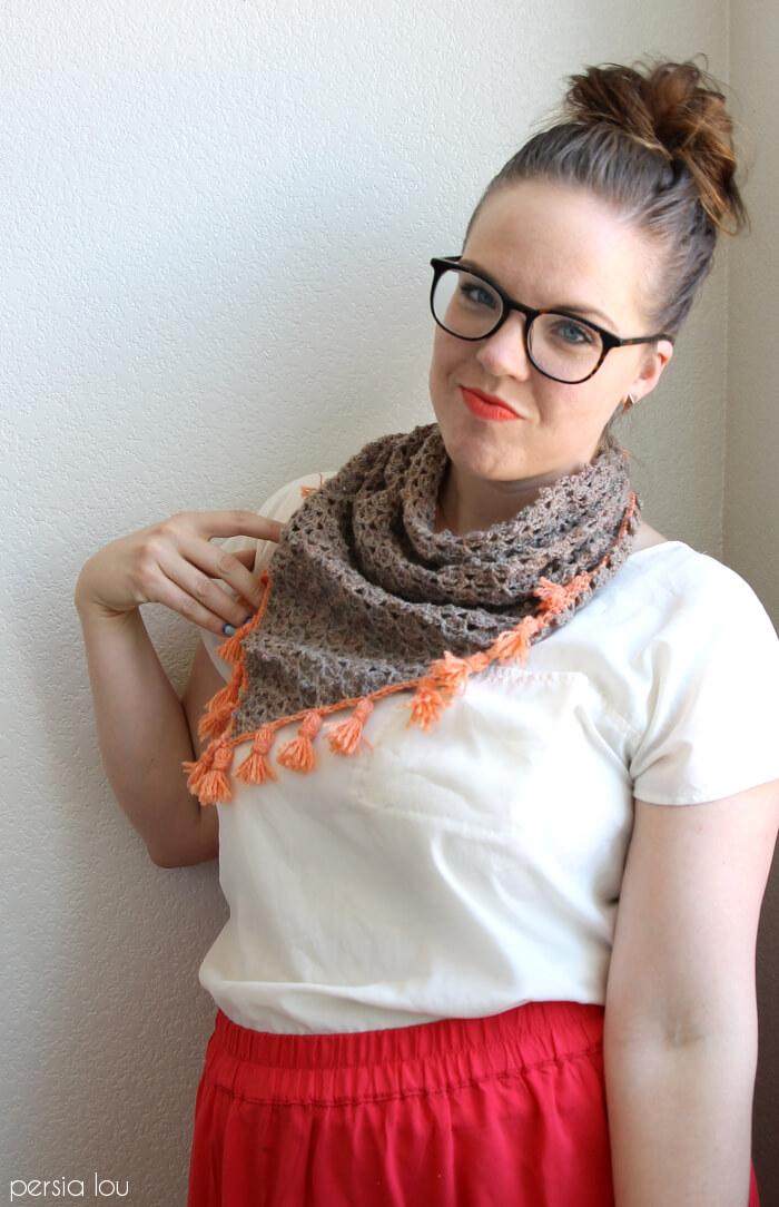 how to make a neckerchief