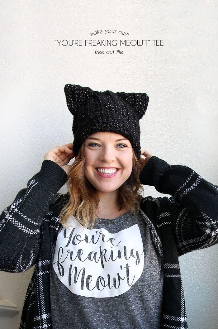 youre-freaking-meowt-tee