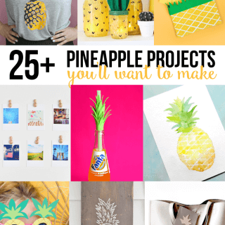 25 Pineapple Crafts
