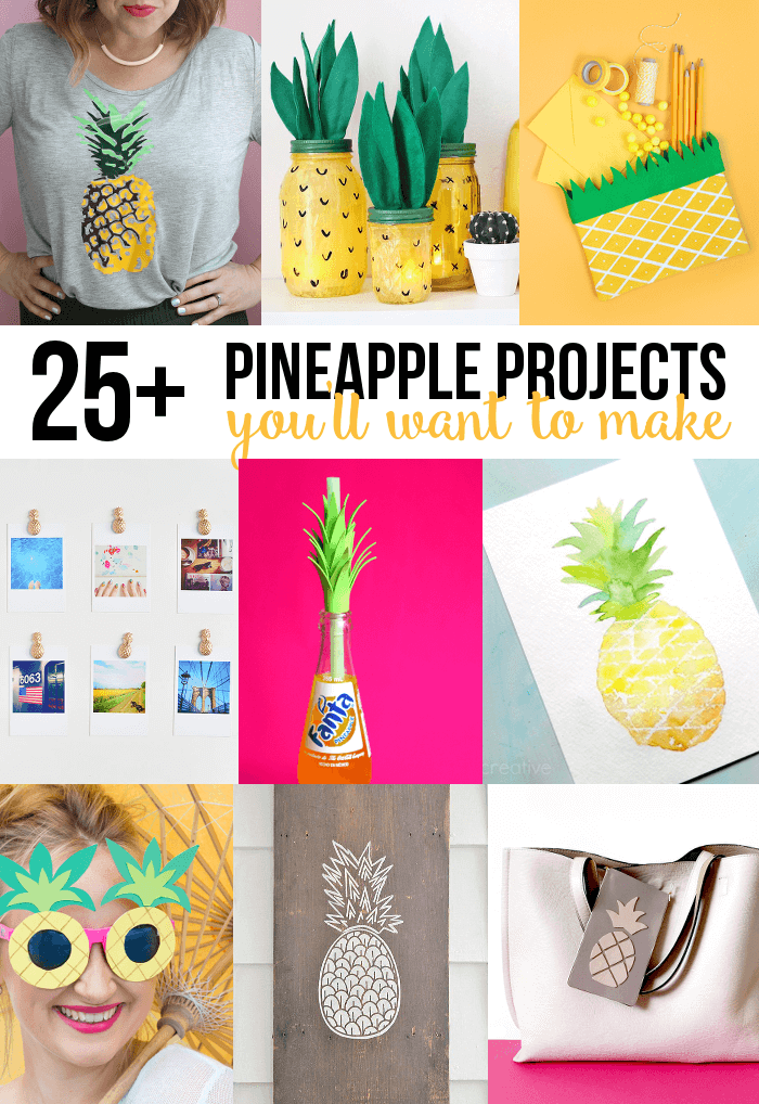 25 Pineapple Crafts Persia Lou