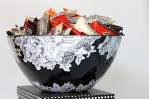DIY Halloween Treat Bowl at Darice