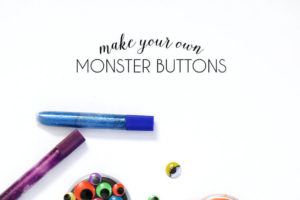 Kids' Monster Buttons at Darice