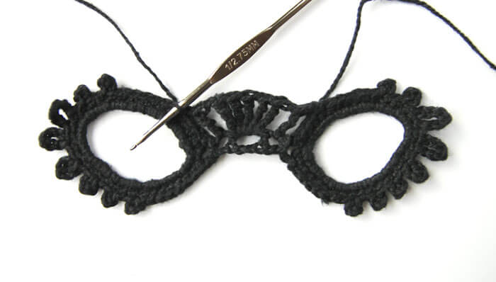 masquerade mask step three 2
