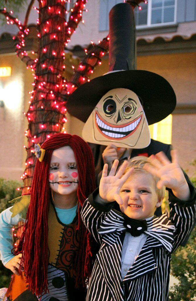 nightmare before christmas costumes