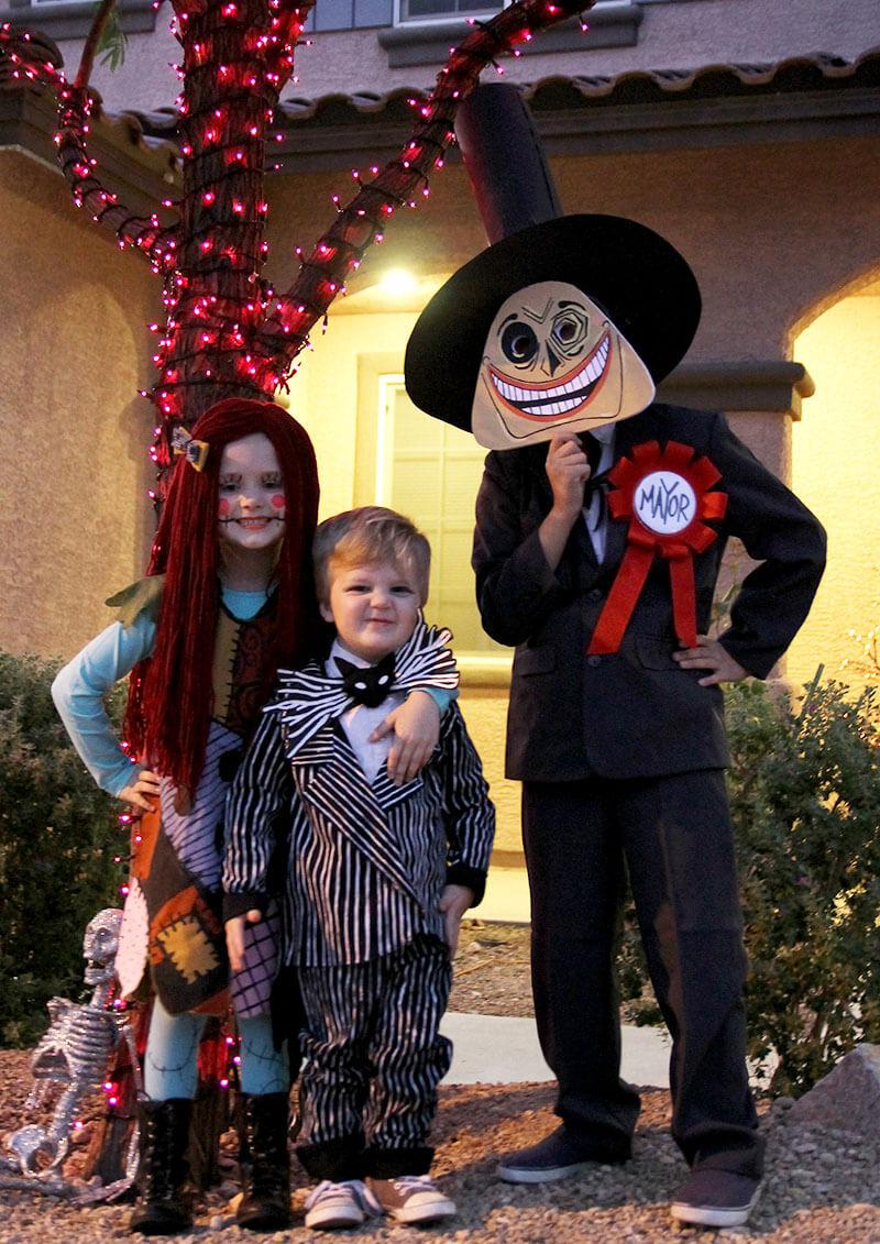 Mayor Nightmare Before Christmas Costume & Nightmare Before ...