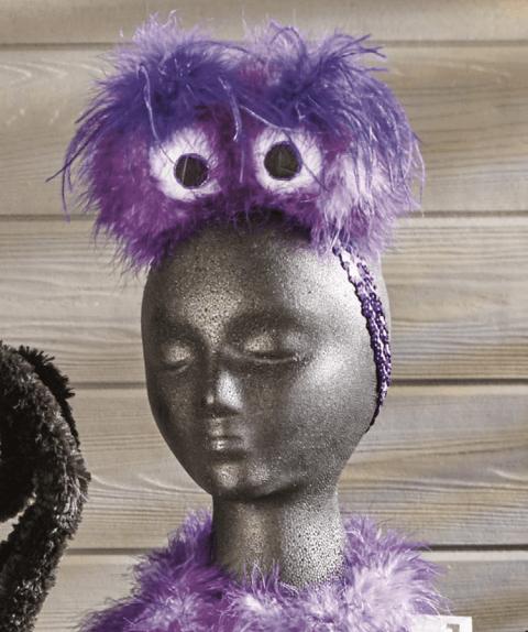monster eyeball headband