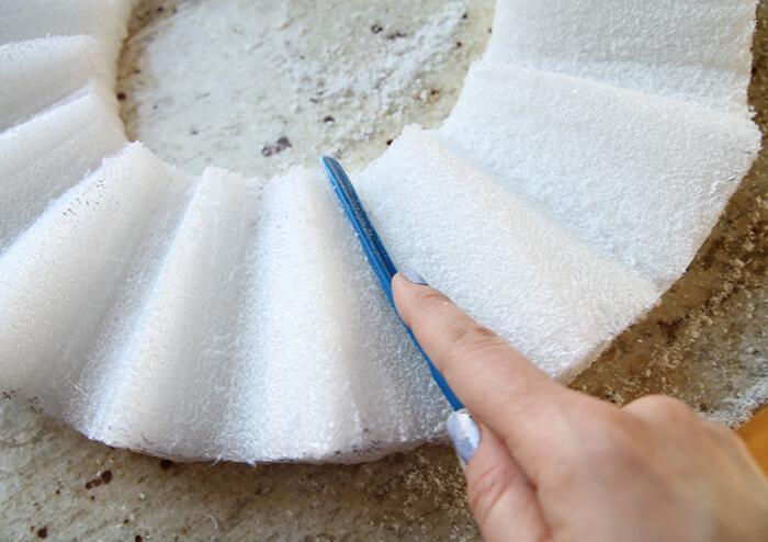 foam mirror step five