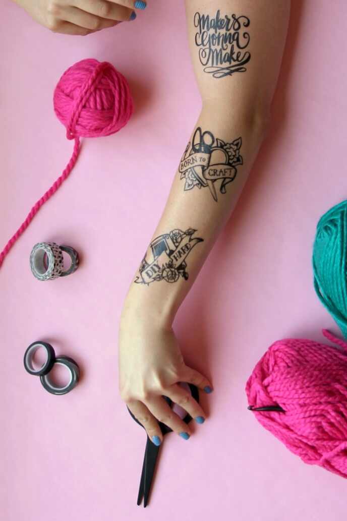 maker tattoos 5