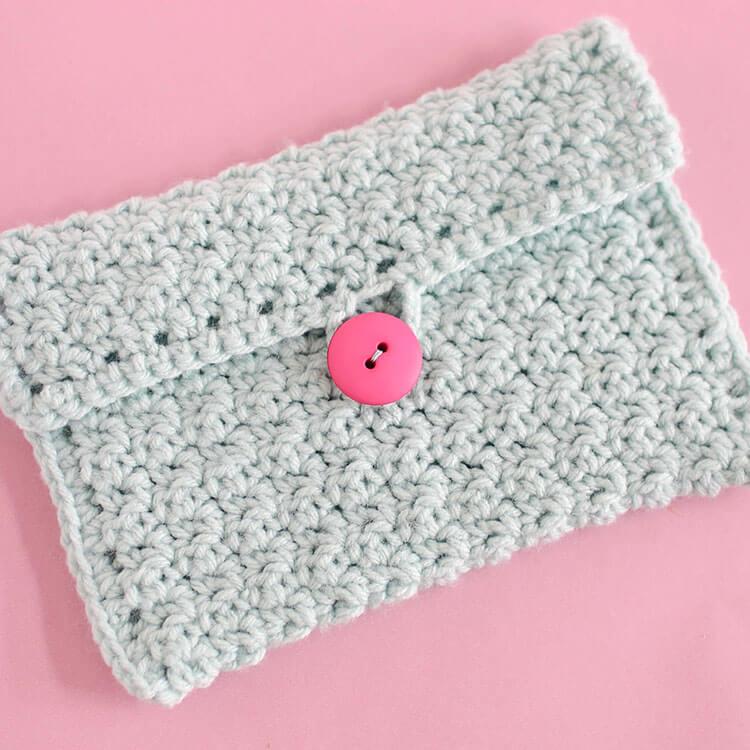 How to Crochet Lemon Peel Stitch - Persia Lou