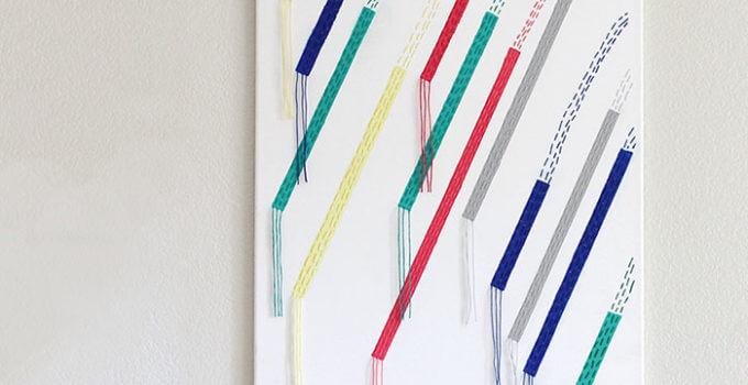 DIY Modern Wall Art and a Modern Quilt Book Review