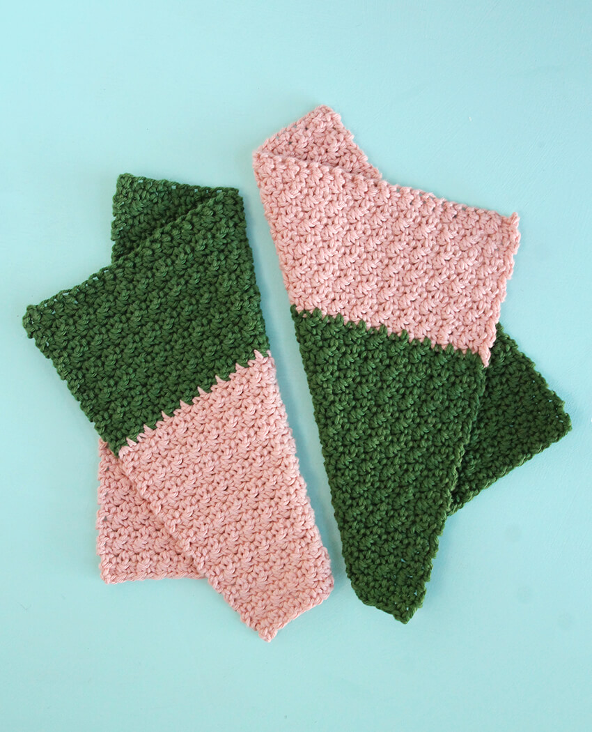 make your own crochet washcloths - how to tips plus lots of free patterns