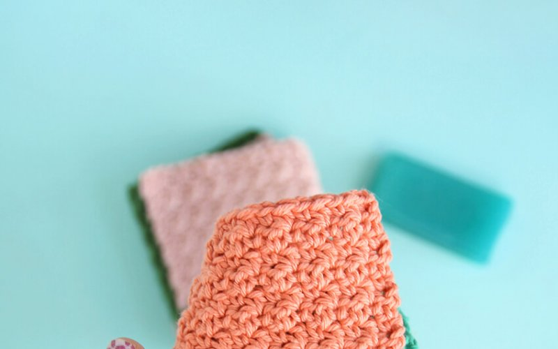 How to Crochet Washcloths
