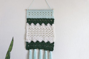 Crochet Wall Hanging Pattern