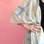 DIY Shibori Kimono