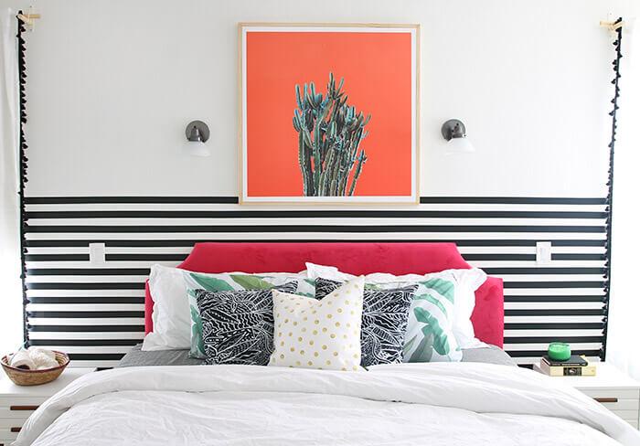 bed horizontal