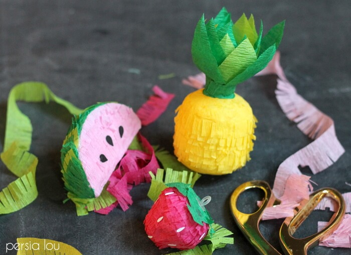23 Watermelon Crafts