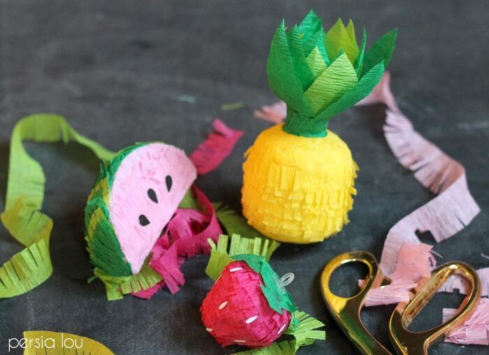 23 Watermelon Crafts