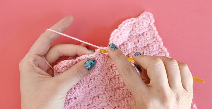 How to Crochet the Shell Stitch for Beginners