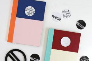 DIY Gratitude Journals at Crafts Unleashed