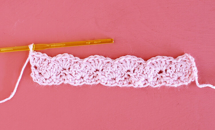 How to Crochet the Shell Stitch for Beginners - Persia Lou
