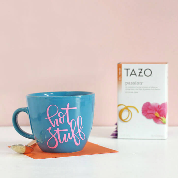 how to diy personalized mugs and tea cups persia lou