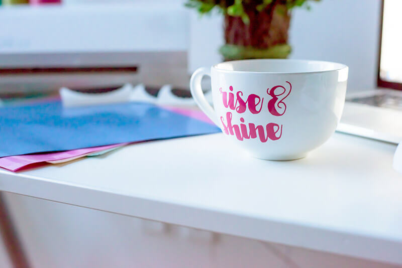 Learn how to Cut Vinyl with your Silhouette - online video course