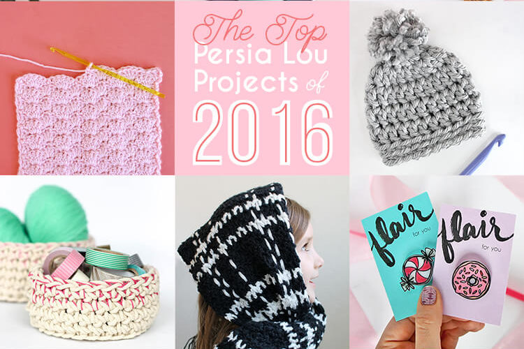 Top Craft and Crochet Posts of 2016