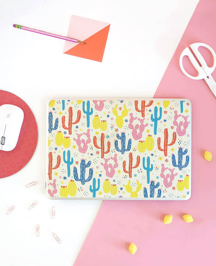 How to Make a DIY Laptop Skin with Printable Vinyl