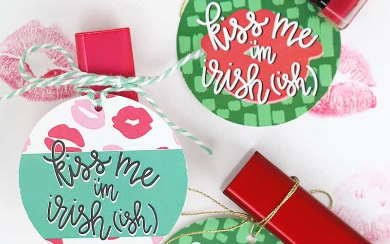 St. Patrick's Day Gift Idea – Kiss Me I'm Irish(ish)