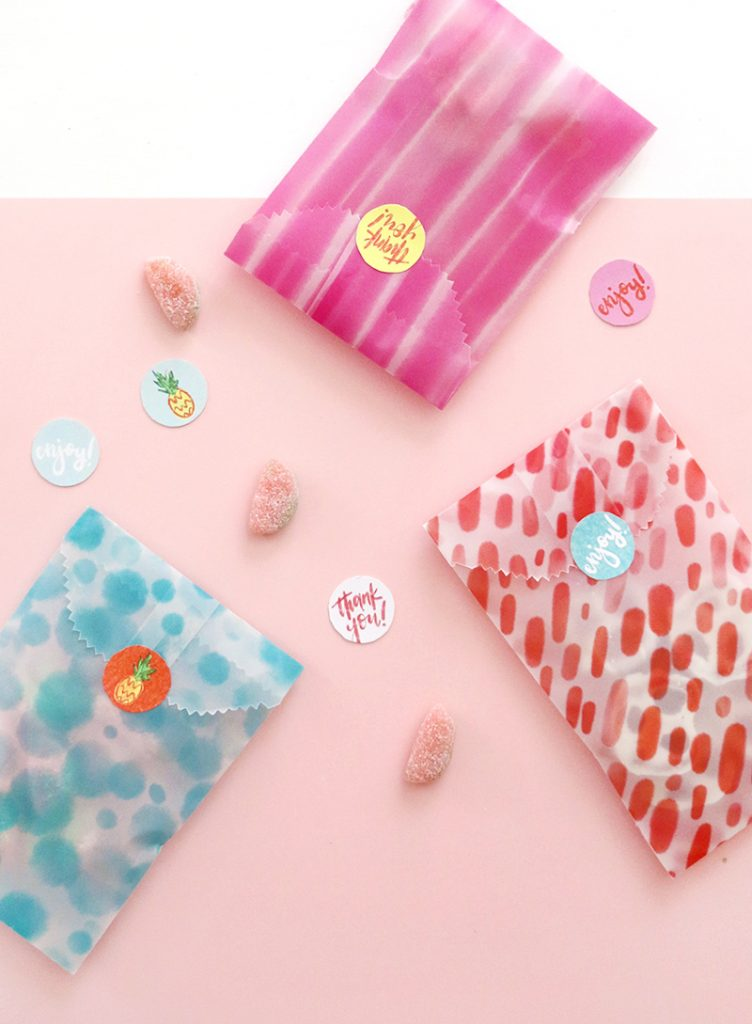 DIY Printable Treat Bags – Make Your Own Goodie Bags!