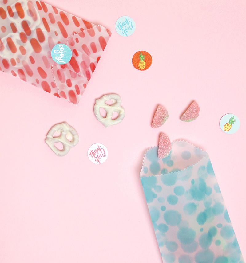 diy printable treat bags