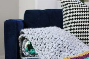 The Hawthorn Afghan: Free Crochet Afghan Pattern